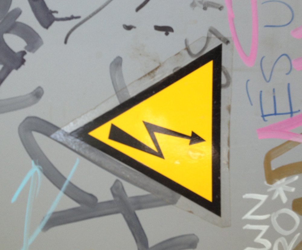 logo mural